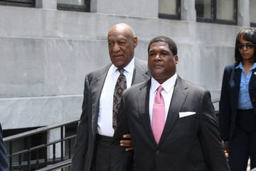 Bill Cosby Bill Cosby Leaving The Montgomery County Courthouse After His Preliminary Hearing