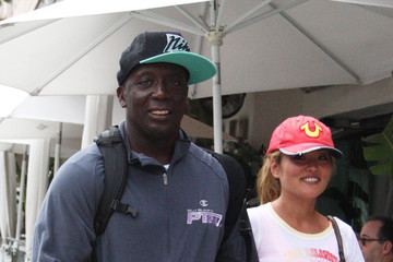 Billy Blanks Billy Blanks Brings Peace To Beverly Hills