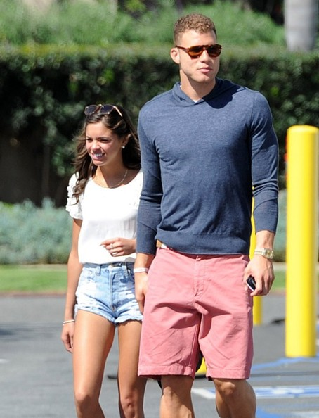 Blake Griffin Pictures Blake Griffin Lunches At Tavern