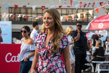 Blake Lively Target Cat and Jack Launch Celebration