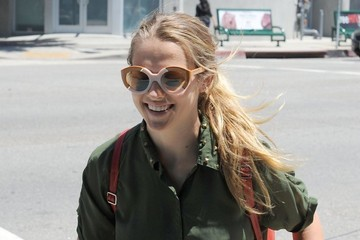 Bodhi Webber Teresa Palmer and Son Bodhi Heaf out in West Hollywood