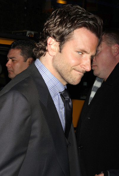 "Bradley Cooper Celebrities at the ""Limitless"" premiere in New York City, NY."