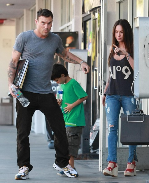 Celebrity baby scoop megan fox