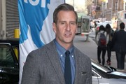 Brian Unger Steps Out in New York City