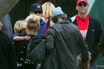 Britney Spears Jason Trawick Britney Spears And Family At Son Sean's Baseball Game