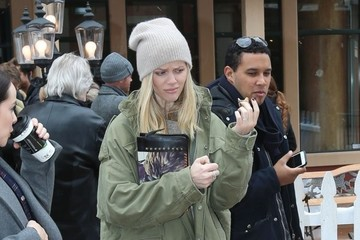 Brooklyn Decker Celebrities Out And About At The Sundance Film Festival