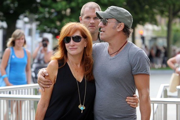 bruce springsteen and family