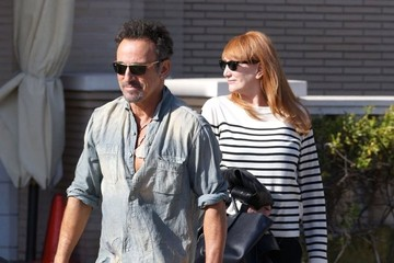 Bruce Springsteen Bruce Springsteen and Patti Scialfa Go Shopping