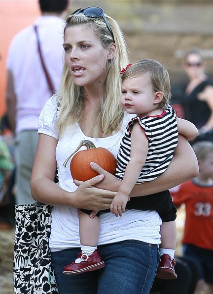 Busy Philipps Daughter Busy Philipps And Daughter at