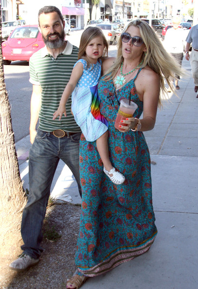 Busy Philipps Busy Philipps And Family Out