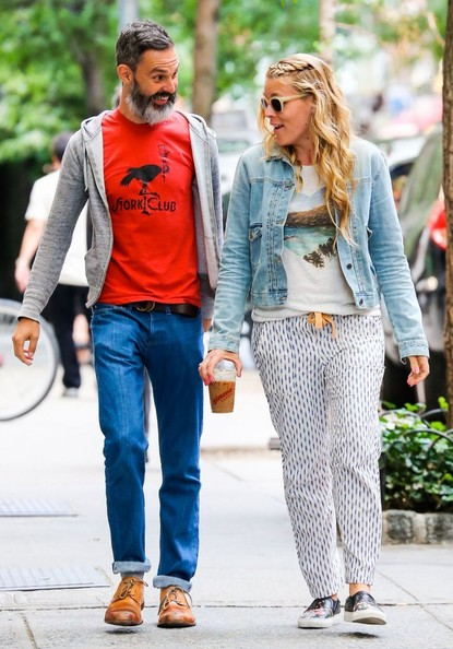Busy Philipps Busy Philipps amp Marc Silverstein Grab Some ...