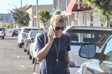 Busy Philipps Busy Phillips Out and About in Los Angeles