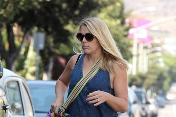 Busy Philipps Busy Philipps Runs Errands In LA