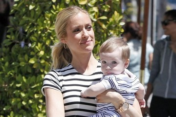 Camden Cutler Kristin Cavallari and Her Son Love Stripes 4