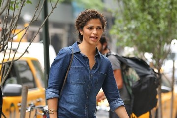 Camila Alves Camila Alves Is Spotted Out in New York