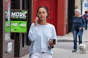 Cara Santana Out and About in West Hollywood