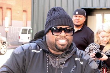 Cee-Lo Green CeeLo Green Photographs the Paparazzi in DC