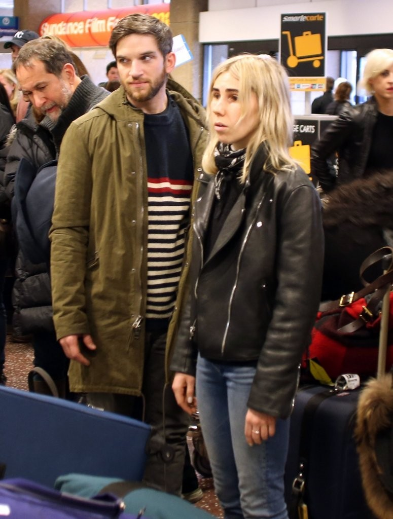 Pictures celebrities arriving for the 2016 sundance film festival