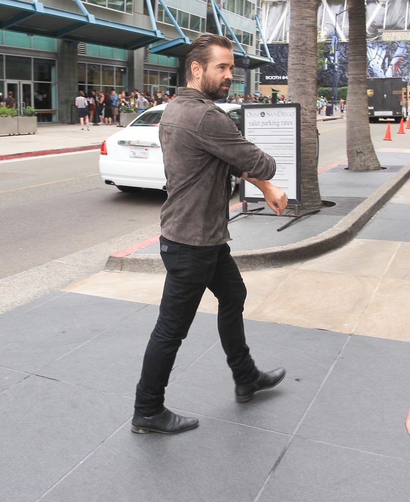 Celebrities spotted out and about 3 photo