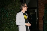 Celebs Dine Out at Mr Chow