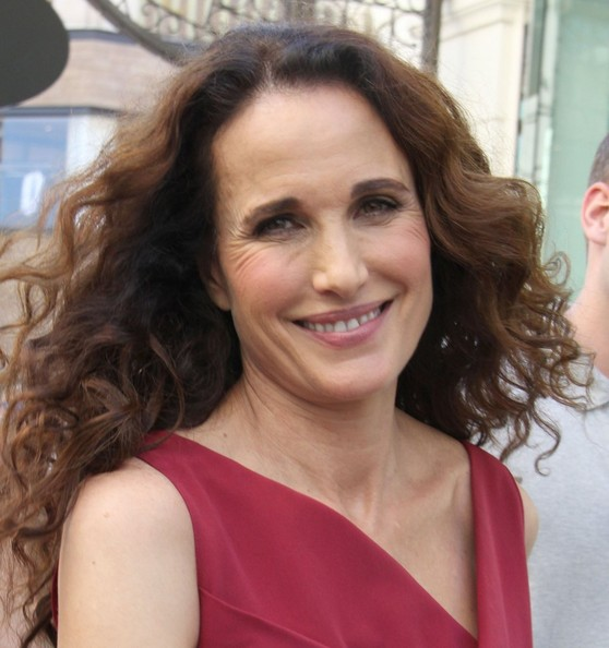 Andie MacDowell interview