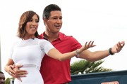 Monday: Cheryl Burke and Mario Lopez - The Week In Pictures: July 18, 2014