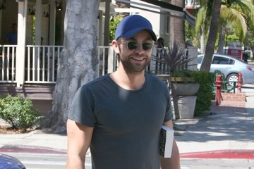 Chace Crawford Chace Crawford Goes Out for Lunch in West Hollywood