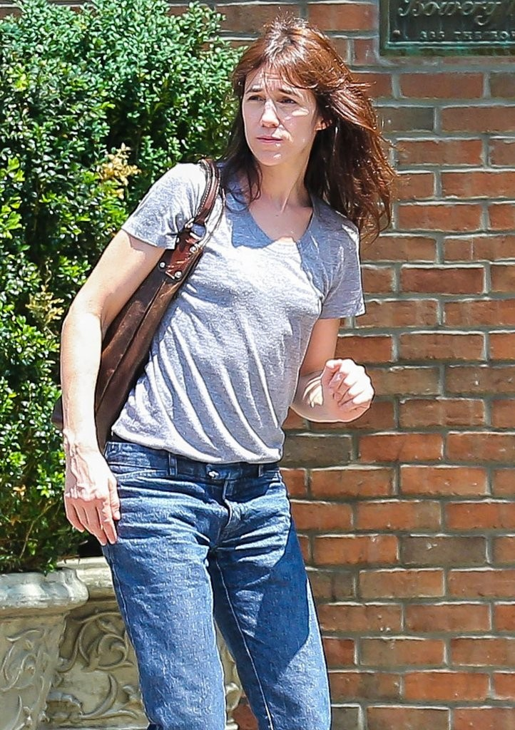 Charlotte Gainsbourg Spotted At The Bowery Hotel Zimbio