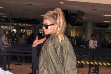 Charlotte McKinney Charlotte McKinney Departs on a Flight at LAX