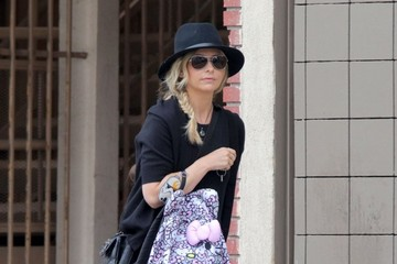 Charlotte Prinze Sarah Michelle Gellar Runs Morning Errands