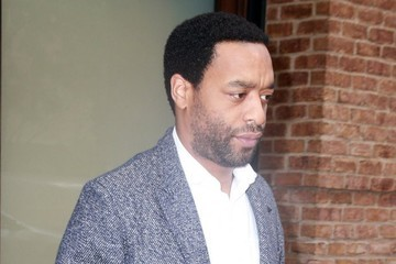 Chiwetel Ejiofor Chiwetel Ejiofor Is Spotted In New York