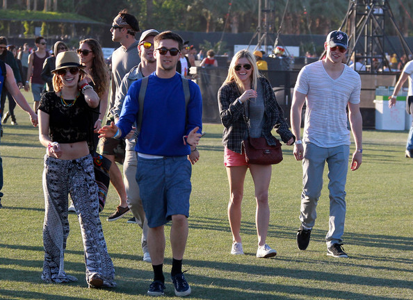 Coachella Music Festival: Day 2