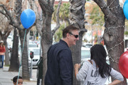 Chris Noth and Orion Noth Photos Photo