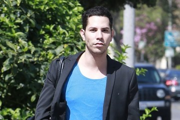 Christian Chavez Christian Chavez Out in Beverly Hills