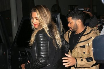 Ciara Russell Wilson Shops With Pregnant Wife Ciara At Maxfield