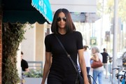 Ciara Out For a Stroll in Beverly Hills
