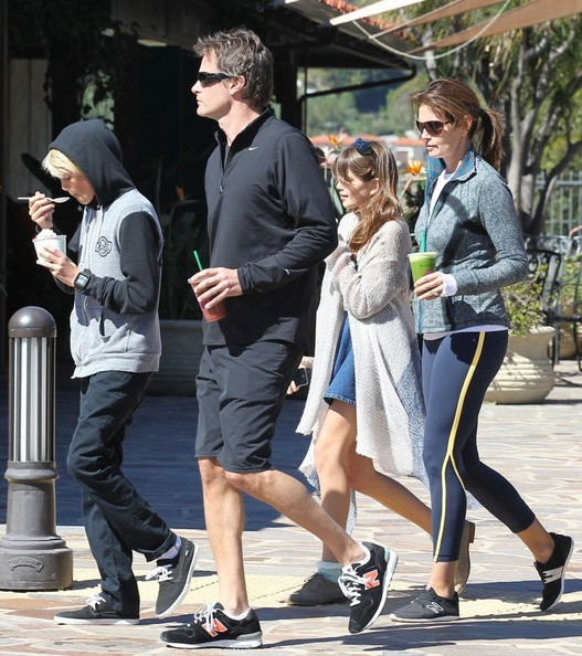 Kaia Gerber 2013 Cindy Crawford And Her Family