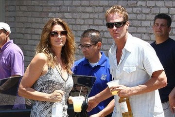 Cindy Crawford Stars Attend Joel Silver's Annual Memorial Day Party