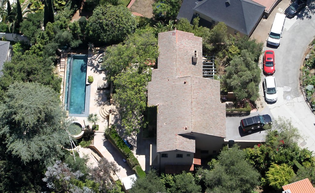 Colin Farrell S Hollywood Hills Home 4 Of 4 Zimbio