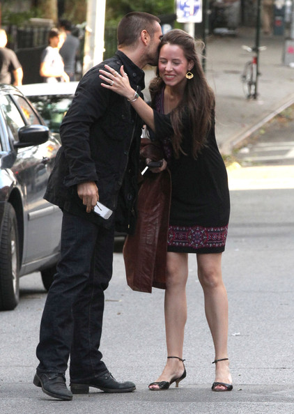 Colin Farrell Photos Photos Stars On The Set Of Dead Man Down In