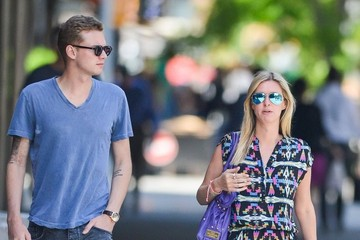 Conrad Hilton Nicky Hilton Out in NYC