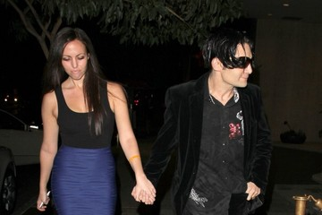 Corey Feldman Corey Feldman Takes a Girl to Bootsy Bellows