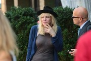 Courtney Love Steps Out in NYC