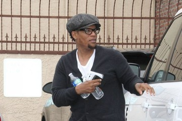 D.L. Hughley 'Dancing With The Stars' Celebs Go To Rehearsals
