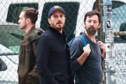 Darren Aronofsky Out and About in NYC