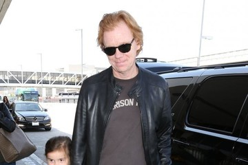 David Caruso David Caruso Leaves LA With His Daughter