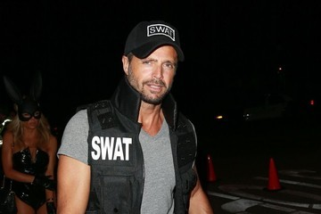 David Charvet Celebrities Attend the Casamigos Halloween Party