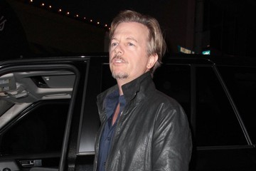 David Spade Stars Get Dinner in West Hollywood