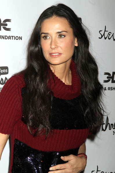 ashton kutcher and demi moore daughter. Demi Moore, Ashton Kutcher and