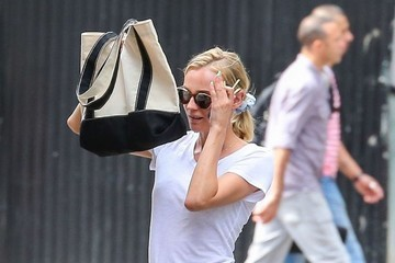 Diane Kruger Diane Kruger Tries To Hide Her Face In NYC